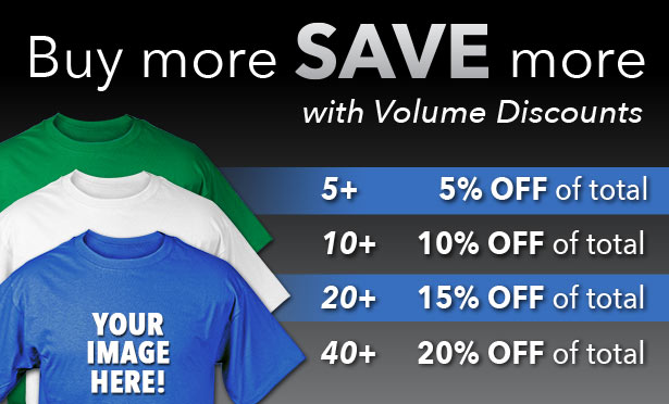 Save More With Volume Discounts